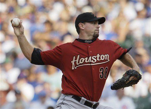 MLB: Astros 2, Cachorros 0; Partido acortado por lluvia
