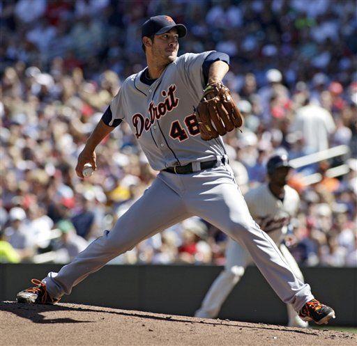 MLB: Tigres 5, Mellizos 2; Porcello llega a 4-0 este mes