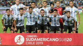 Argentina Sub-20 da un golpe sobre la mesa al ganar a la campeona de Europa