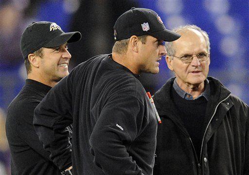 NFL: Ravens 16, 49ers 6, en duelo de los hermanos Harbaugh