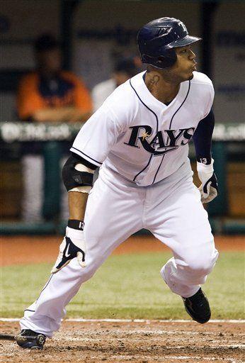 MLB: Rays 6, Tigres 5, 10 innings; Peña remolca el triunfo