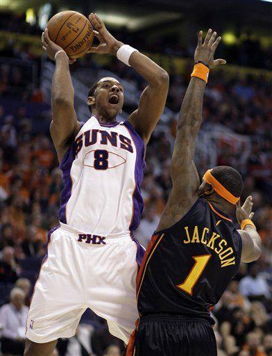 NBA: Suns 123, Warriors 101; Nash tiene 20 asistencias