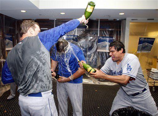 Dodgers podrán descansar, antes de Serie de Campeonato