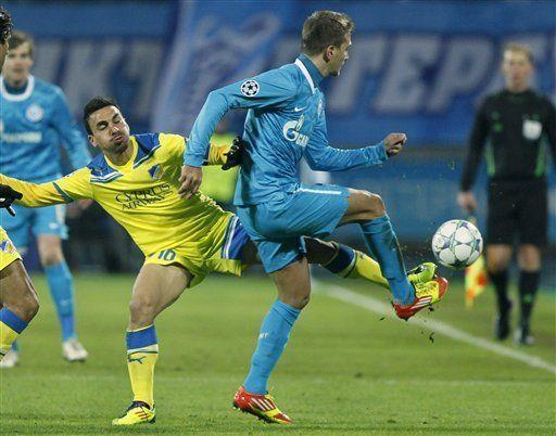Campeones: El APOEL de Chipre hace historia