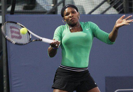 Serena Williams elimina a Sharapova en Stanford