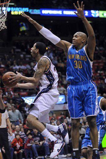 NBA: Hornets 99, Nets 96; West acumula 32 puntos