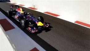 F1: Hamilton es el más rápido en prácticas en Abu Dabi
