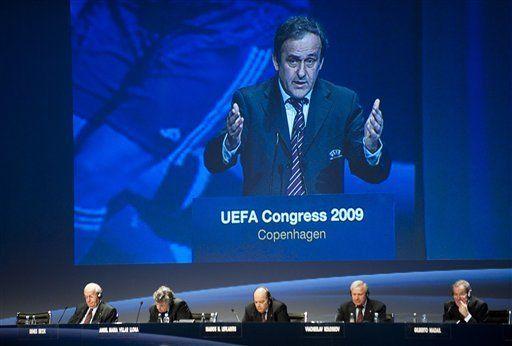 UEFA: La Eurocopa 2012 generará menos ingresos en el 2008