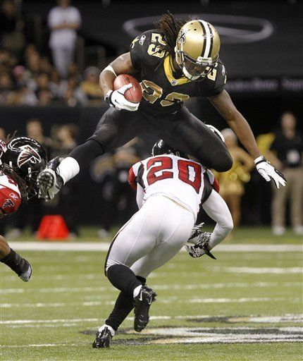 NFL: Saints 45, Falcons 16; Brees adorna triunfo con marca