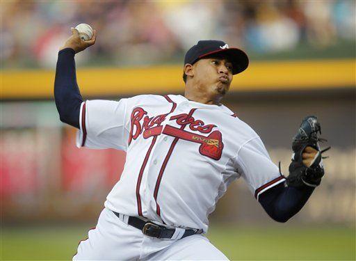 MLB: Bravos 4, Orioles 0; Jurrjens lanza juego de un hit
