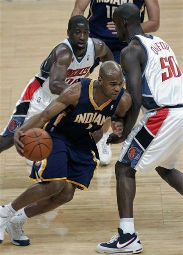 Pacers 108, Bobcats 83