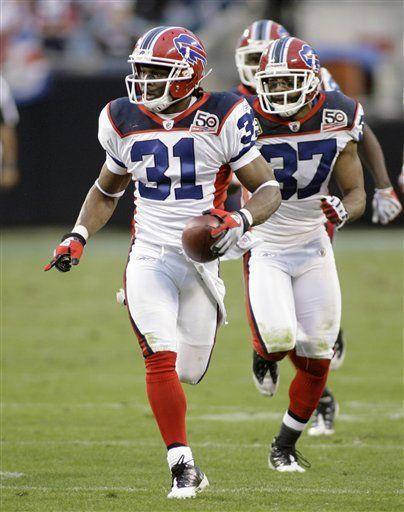NFL: Bills 20, Panthers 9; errores hunden a Carolina