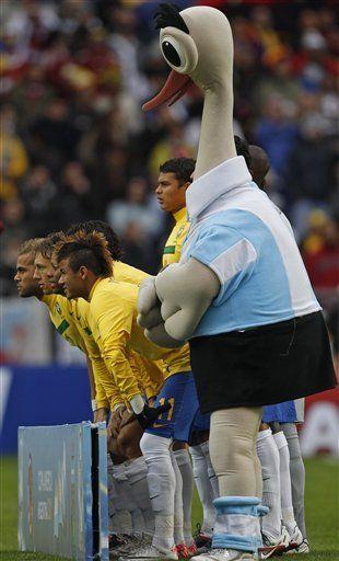 América: Brasil empezó mal y puede irle peor