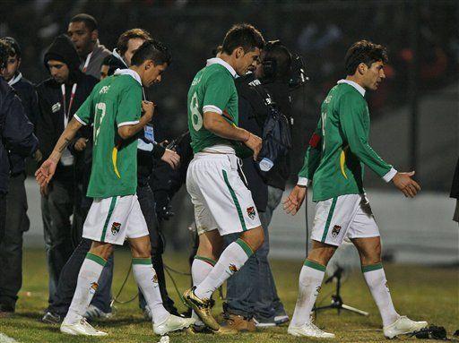 América: Bolivianos desconcertados por derrota ante Costa Rica