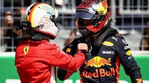 Sebastian Vettel logra la pole del Gran Premio de Canadá de Fórmula 1