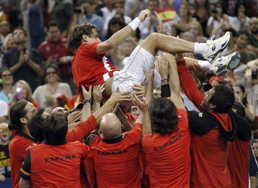 Davis: Serbia y España consiguen boleto a semifinales