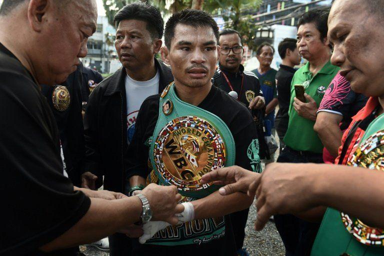 El tailandés Menayothin supera la marca de victorias de Mayweather