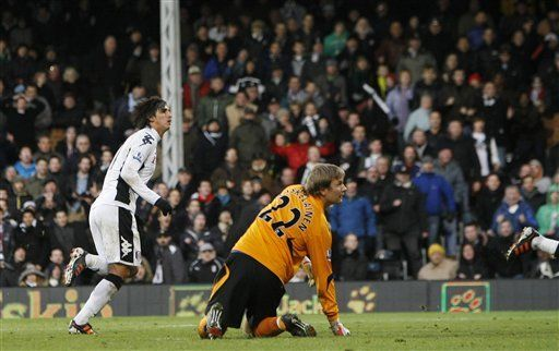 Costarricense Ruiz brilla en triunfo de Fulham
