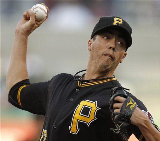 MLB: Piratas 5, Astros 1; con dominio de Karstens