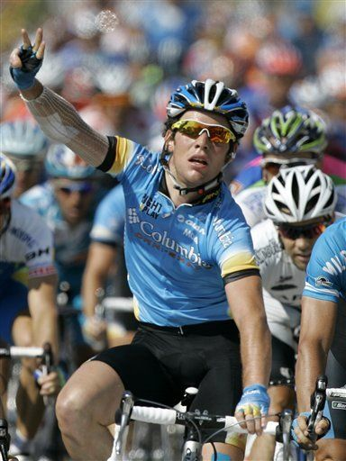 Cavendish gana 12da etapa del Tour en medio de otro dopaje