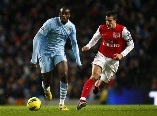 Yaya Touré es elegido futbolista africano del año