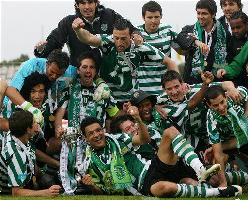 Sporting vence 2-0 a Porto y conquista Copa de Portugal