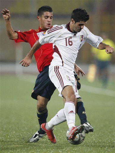 Sub20: Egipto avanza; Venezuela y Paraguay segundos en sus grupos