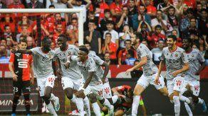 El Rennes cede el liderato al PSG