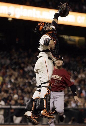 MLB: Astros 7, Gigantes 3