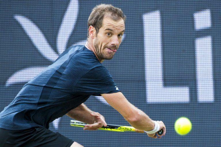 Gasquet gana el Torneo de SHertogenbosch, 15º título ATP de su carrera