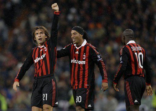 Milan pondrá el pie en el acelerador en el campeonato