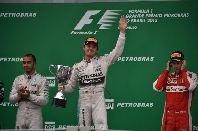 Mundial 2016 de Fórmula 1 mantiene 21 carreras, se adelanta una semana GP de México