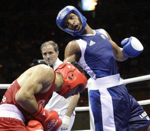 Dominicana, Brasil y Cuba ganan en boxeo