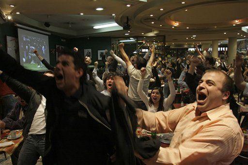 Mundial: Mesurado festejo de Argentina tras la clasificación