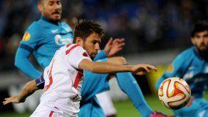 Sevilla pasa a semifinales con empate en Rusia ante Zenit