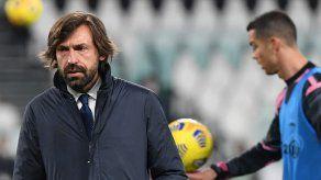 Pirlo se despide de una Juventus que recupera a Allegri
