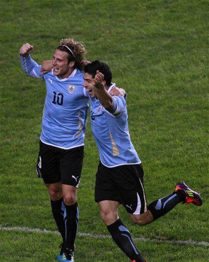 América: Uruguay vence 2-0 a Perú y es finalista