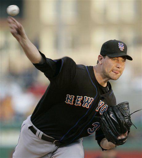 MLB: Mets 2, Piratas 1; Pelfrey no admite carreras
