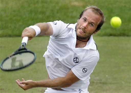 Rochus logra su tercera semifinal consecutiva de Newport