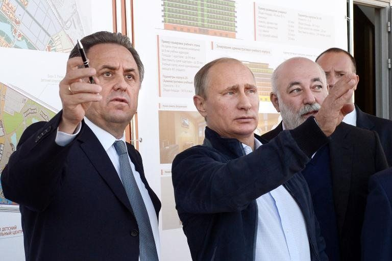 Rusia dispuesta a recibir a los observadores de la AMA