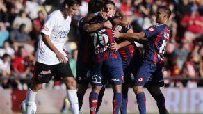 San Lorenzo muestra carácter y vence 1-0 a Colón
