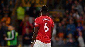 El Manchester United condena los insultos racistas contra Paul Pogba