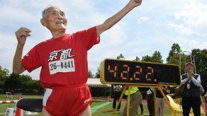 Fallece el velocista centenario japonés Golden Bolt Miyazaki