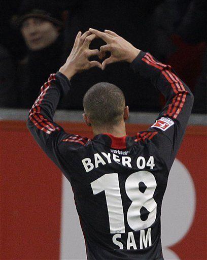 Leverkusen vence 2-0 a Hoffenheim en la liga alemana
