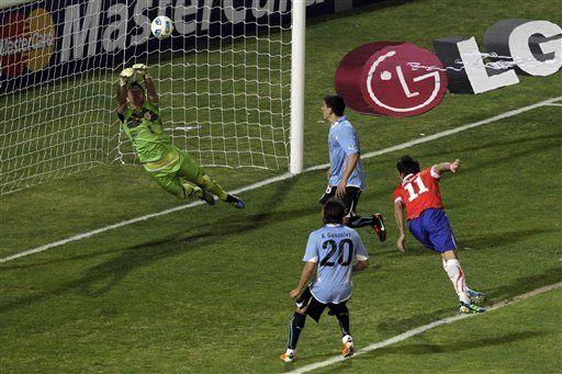 América: Chile encerró a Uruguay en el final, admite Lugano