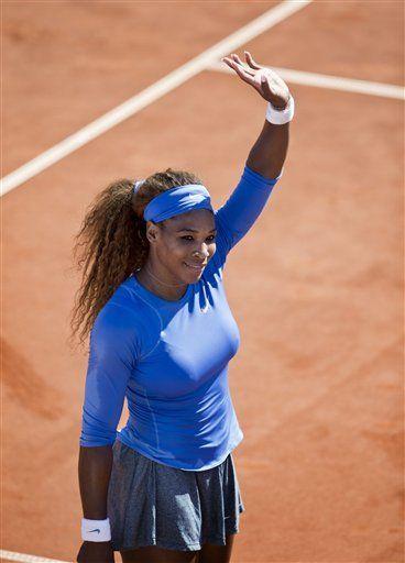 Serena Williams gana el Abierto Sueco