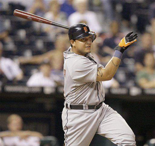 MLB: Tigres 19, Reales 4; Cabrera impulsa seis carreras