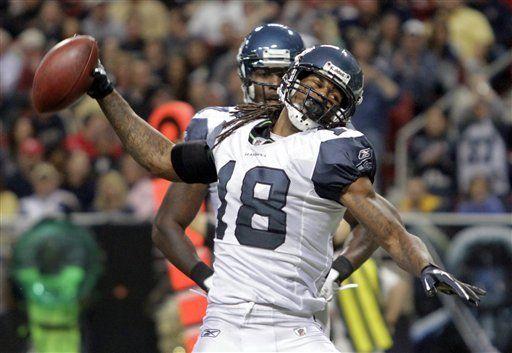 NFL: Seahawks 24, Rams 7; Rice destaca en la zona de anotación