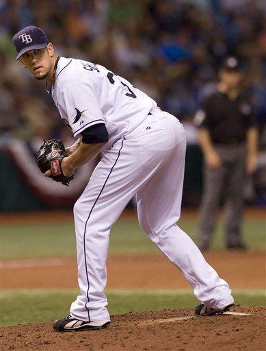 MLB: Rays 10, Orioles 4; triunfo de Shields