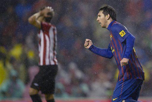 Mundial: Messi ausente de práctica de Argentina